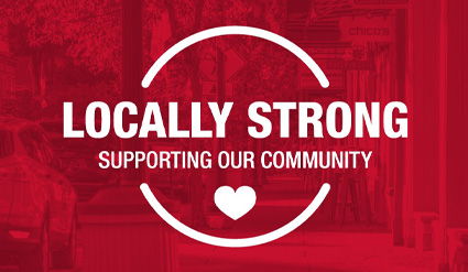 Locally Strong